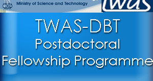 Apply for the 2014 TWAS-BIOTEC Postdoctoral Fellowship Programme in Thailand.