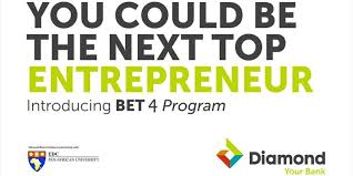 4th Edition of the Building Entrepreneurs Today (BET4) Award for Nigerians (Win N3 Million)