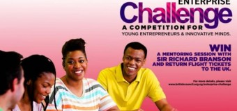 2014 British Council Enterprise Challenge Competition For Nigerian Citizens (Win a Mentoring Session with Sir Richard Branson in UK)