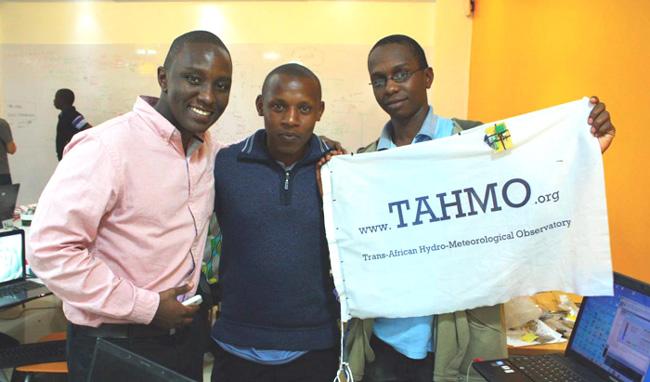 TAHMO 2014 Sensor Design Competition – Nigeria