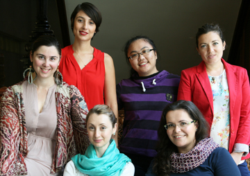 2014 Emerging Leaders International Fellows Program in New York (Fully Funded)!