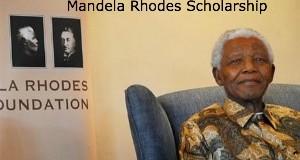 The Mandela Rhodes Scholarships 2015