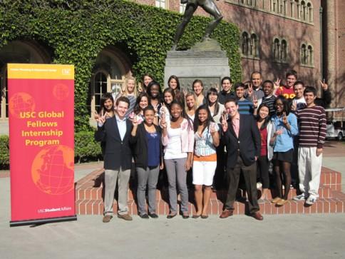 2015 USC Global Fellows Internship Program for US Undergraduates