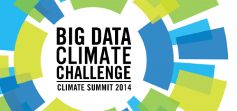 Submit Projects for the Big Data Climate Challenge & win a trip to New York