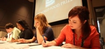 Become a Student Leader! Apply to Participate in the 21st annual Global Youth Institute by The World Food Prize