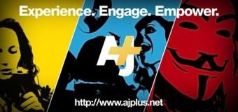 Aljazeera AJ+ Fellowship Program – for Young People Worldwide