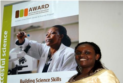 2015 AWARD Fellowships for African Women