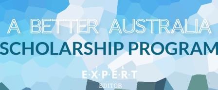 A Better Australia Scholarship Program