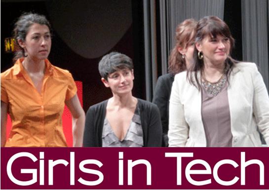 Girls in Tech Paris – European Lady Pitch Night 2014