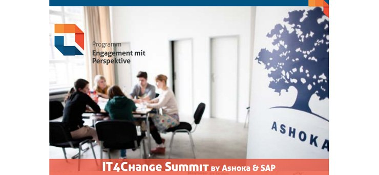 IT4Change Summit 2014 by Ashoka & SAP – Berlin, Germany