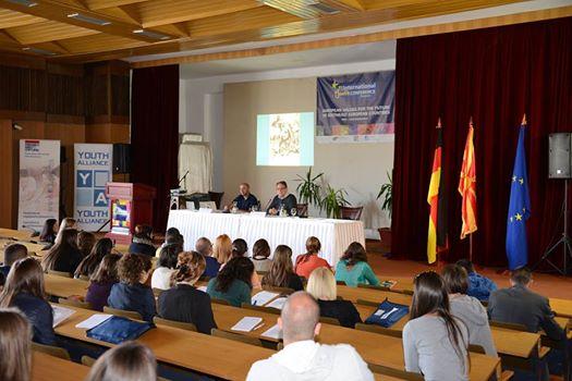 12th International Youth Conference in Krusevo, Macedonia