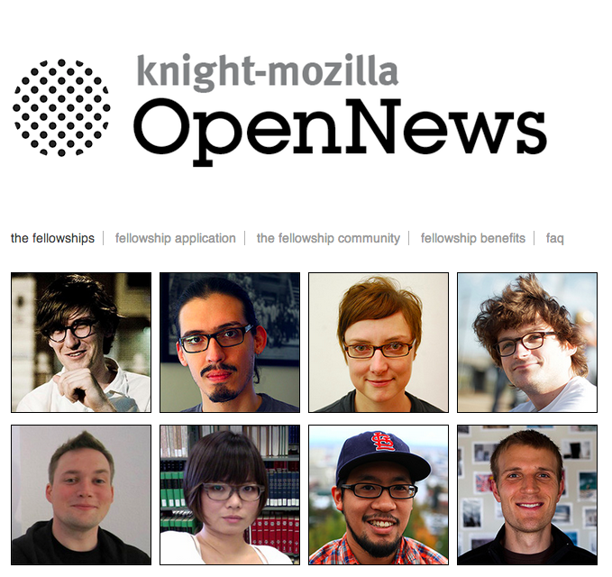 Apply to the 2015 Knight-Mozilla Fellowship (all-expenses-paid)