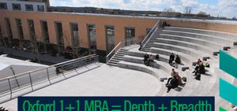 Saïd Business School – Oxford Pershing Square Graduate Scholarship 2015-2017