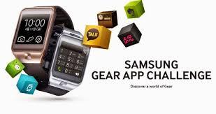 Samsung GEAR App Challenge ($1,250,000 in prizes)