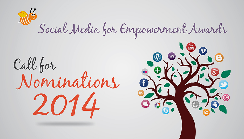 Social Media for Empowerment Awards 2014 for South Asians