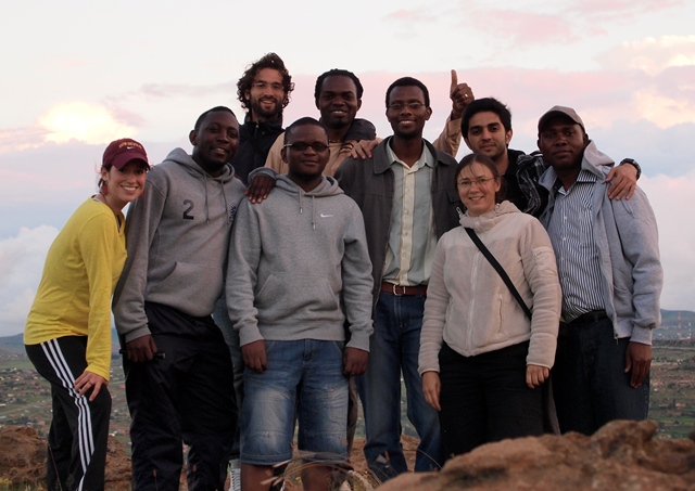 Southern African Young Scientists Summer Program – Bloemfontein, South Africa