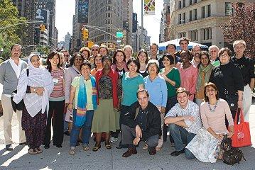 Synergos Senior Fellows Network Program 2014