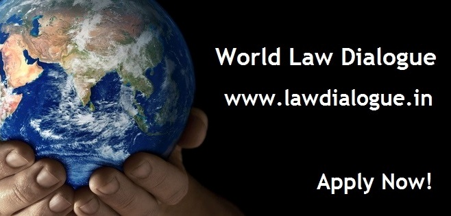 2nd World Law Dialogue – Dharwad, India