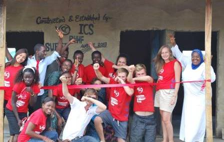 Submit Applications for the VSO-ICS Volunteering Program in Nigeria