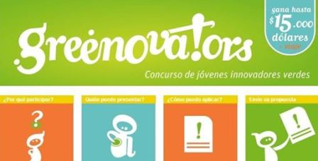 Apply for the Greenovator Contest – Win up to US$15,000 + a Trip