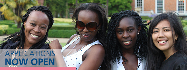 Applications now open for Chevening Scholarships 2015/2016
