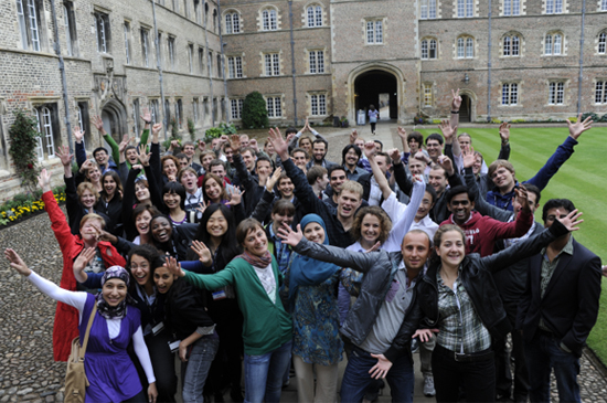 Microsoft Research 2015 PhD Scholarship in Europe, the Middle East, and Africa
