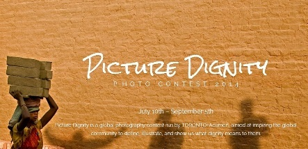 Picture Dignity Photo Contest 2014