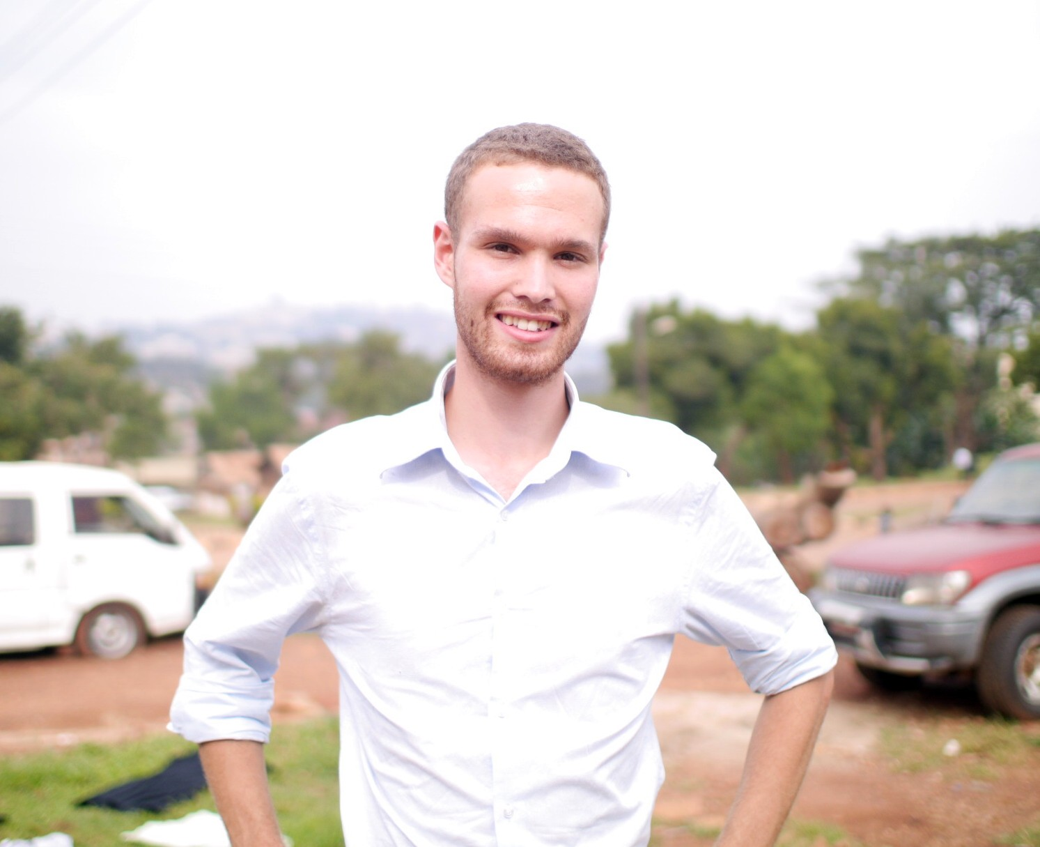 Leo Henghes from the UK is the Young Person of the Month for September 2014