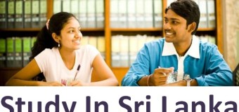 Government of Sri Lanka Presidential Scholarships for Foreign Students 2014/15 (100 Scholarships)
