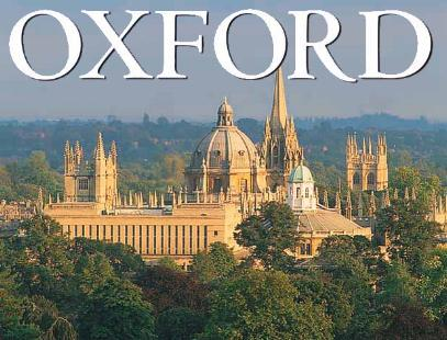 Combined MBA/Masters Oxford Pershing Square Scholarship