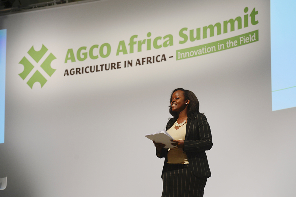 Become the next AGCO Africa Ambassador 2015 in Berlin, Germany