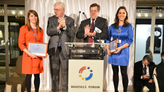 German Marshall Fund's Brussels Forum Young Writers Award 2015