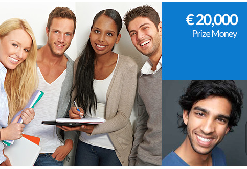 Global Student Challenge – Win an Internship, €20,000 & trip to The Netherlands