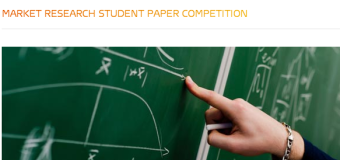 GFK Fourth Next Generation Competition in Market Research – Win $1,000 & a trip to NYC