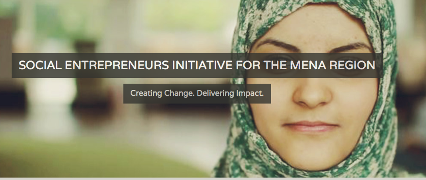 IACC's Social Entrepreneurs Initiative for the Middle East & North Africa 2014 (5000 Euros)