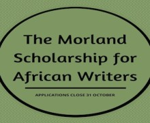 Miles Morland Foundation Writing Scholarships For Africans