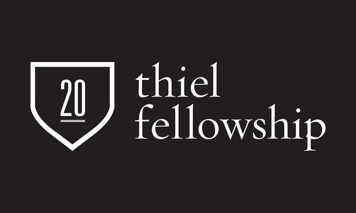 2015 Thiel Fellowship for Young People – $100,000 Grant for Fellows