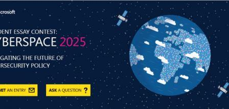 Enter the Microsoft Cyberspace 2025 Essay Competition – Win up to $10,000