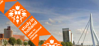 Study in Holland Connected Contest