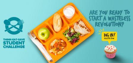 Enter the Think.Eat.Save Student Challenge and Win up to USD10,000 – Open to Students Worldwide!