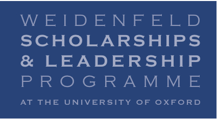 Louis Dreyfus-Weidenfeld Scholarship and Leadership Programme 2015
