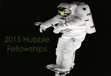 2015 Hubble Fellowship Program for Postdoctoral Scientists