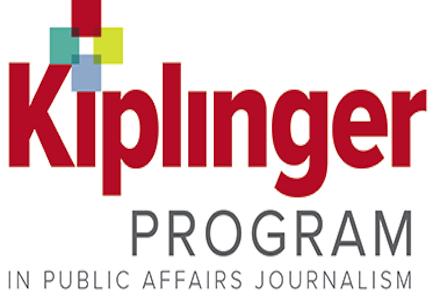 2015 Kiplinger Fellowship for Journalists