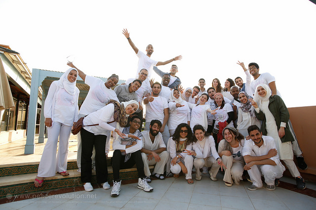 2015 Peace Revolution MENA Salam Fellowship in Turkey