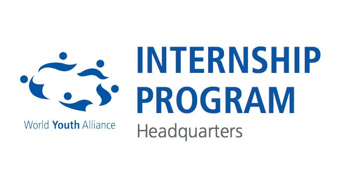 World Youth Alliance International Internship Program 2015 – New York, USA