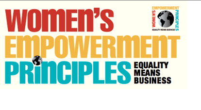 Women's Empowerment Principles CEO Leadership Awards 2015