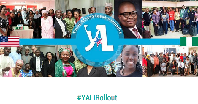 Join Mandela Washington Fellows in Nigeria for a Nationwide #YALIRollout