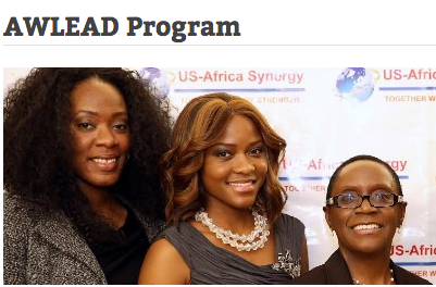 Apply: US-Africa Synergy African Women's Program for Leadership (AWLEAD) 2015