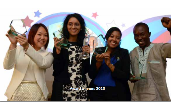 2015 Commonwealth Youth Awards for Excellence in Development Work