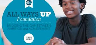 All Ways Up Foundation's 2014 Community Builder Award – $3,000 for Individuals